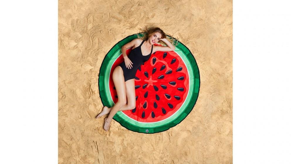 BigMouth Gigantic Watermelon Beach Blanket