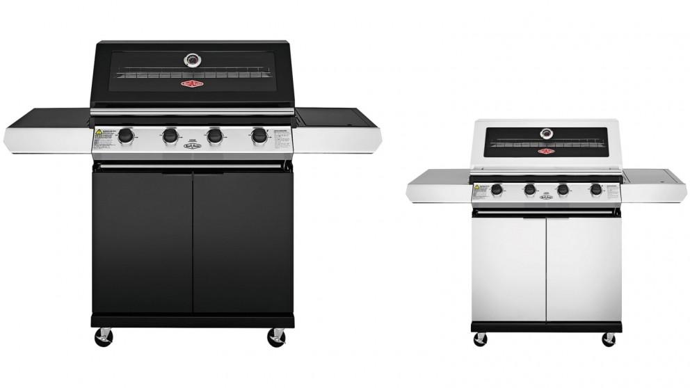 BeefEater 1200 BBQ + Side Burner