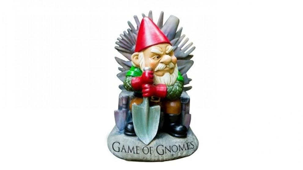 Big Mouth Game of Gnomes Garden Gnome