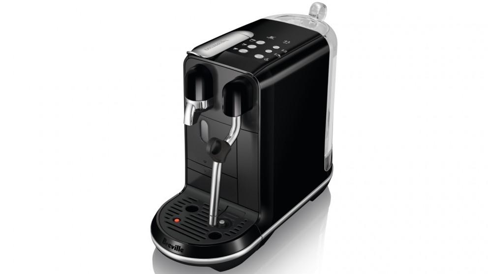 Breville Nespresso Creatista Uno Espresso Maker - Black Sesame