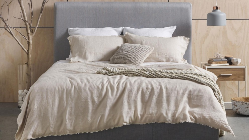 L'Avenue Boden Linen Quilt Cover Set