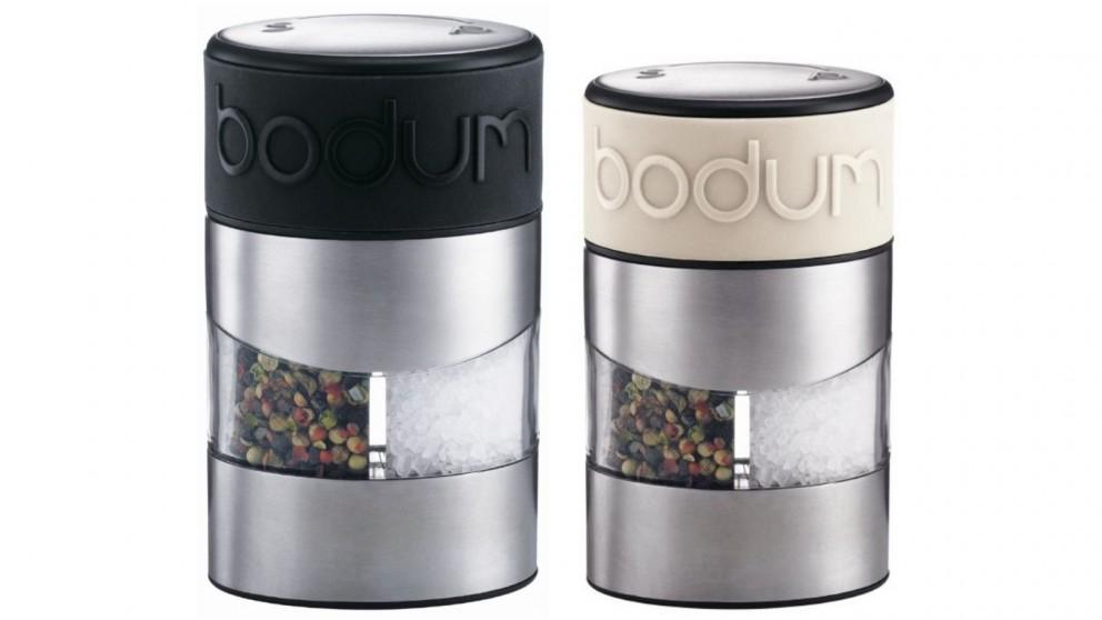 Bodum Twin Salt & Pepper Grinder