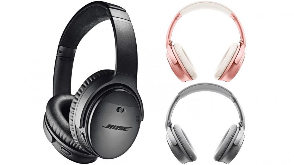 Bose QuietComfort 35 Series II Over-Ear Wireless Headphones