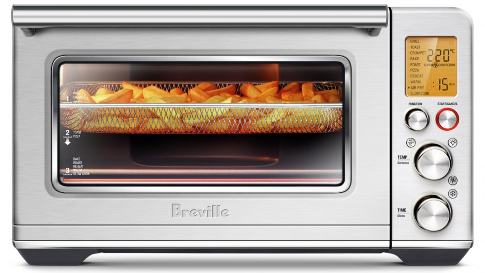Breville The Smart Oven Air Fryer - Brushed Stainless Steel