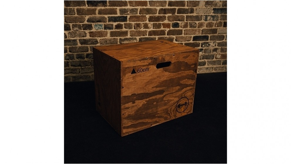 Dumbbells by Design Classic Range - 3in1 Plyometric Box