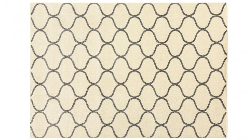 Nifti Style 79726 Ivory Medium Rug
