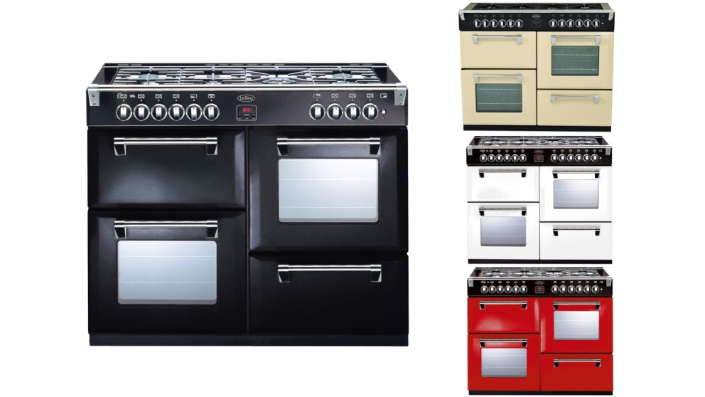 Belling 1100mm Richmond Dual Fuel Range Freestanding Oven