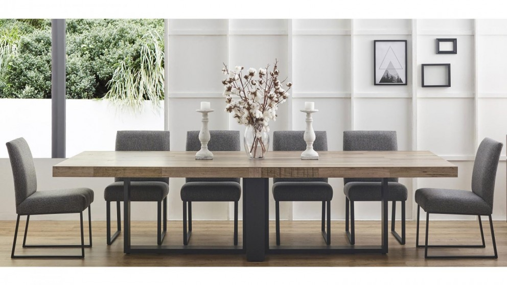 Brandon 300cm Rectangular Dining Table