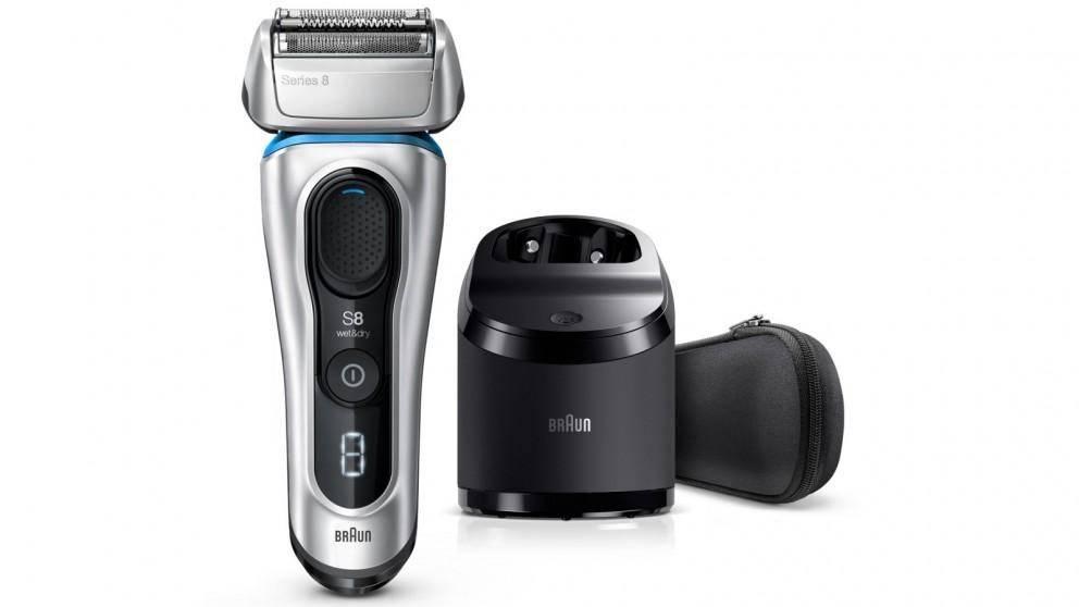 Braun Series 8 8370cc Electric Foil Shaver