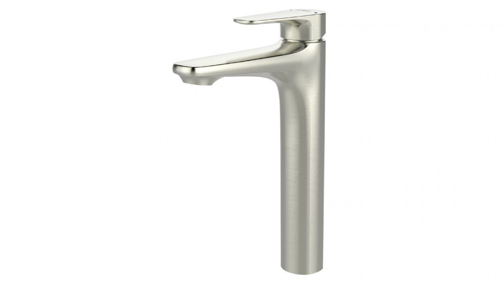 Bravat Source High Basin Mixer - Brushed Nickel