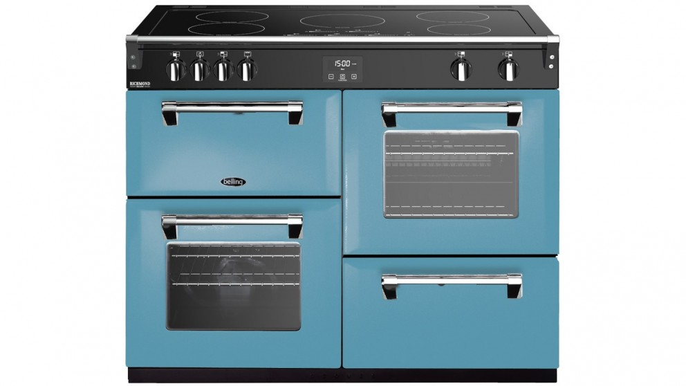 Belling 1100mm Colour Boutique Deluxe Induction Range Cooker - Day's Break