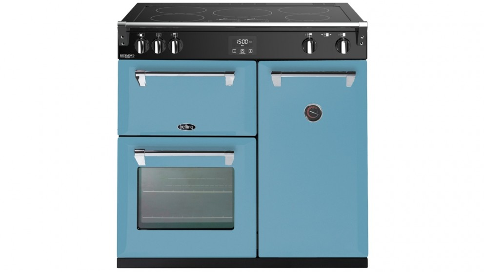 Belling 900mm Colour Boutique Deluxe Induction Freestanding Cooker - Day's Break