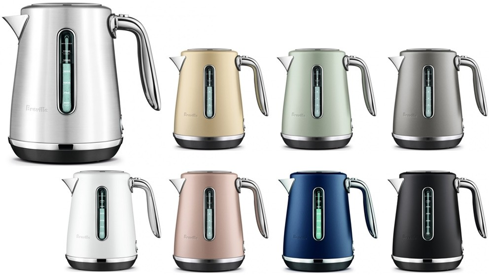 Breville Soft Top Luxe 1.7L Kettle