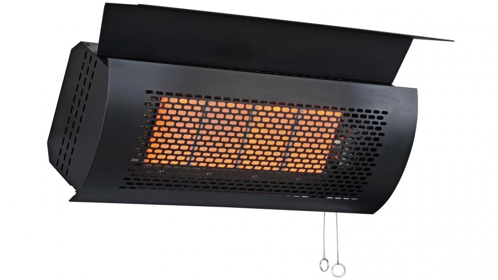 bliss wall mount outdoor natural gas heater