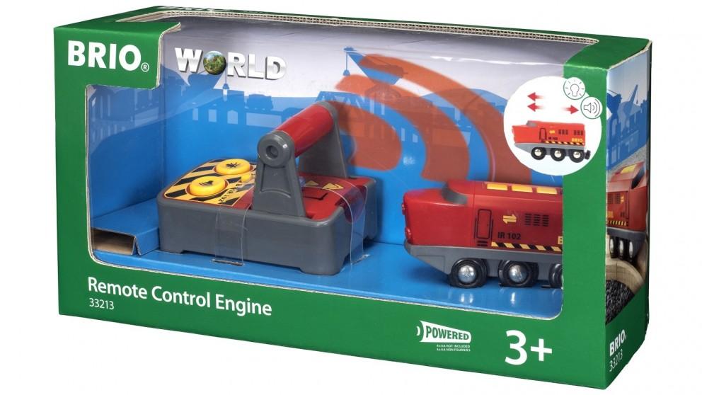Brio Remote Control Engine Train