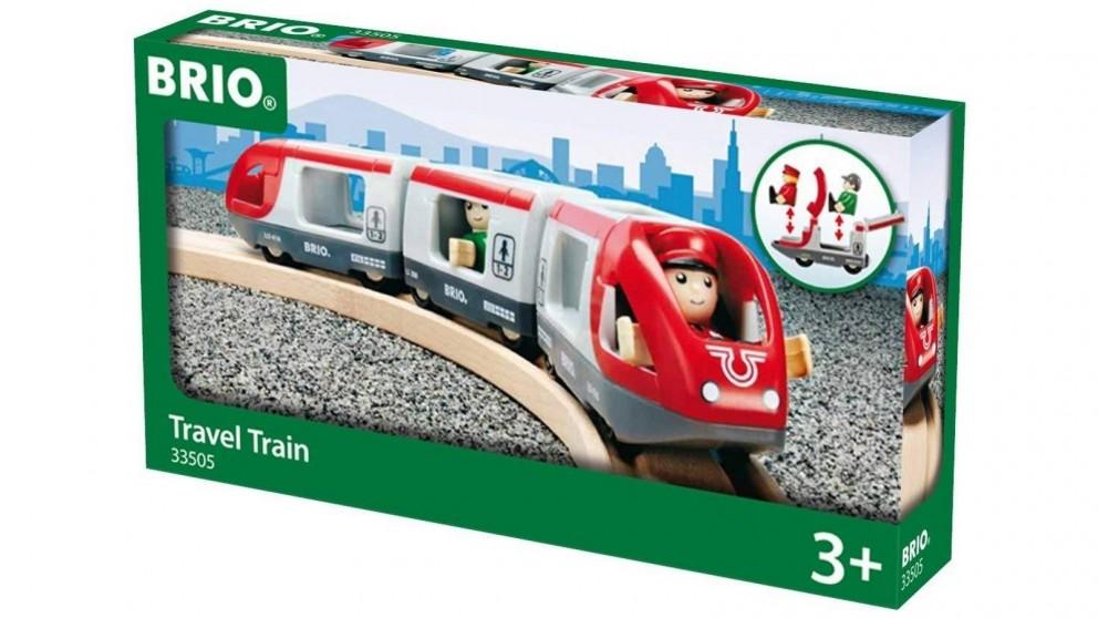 Brio 5 Pieces Travel Train