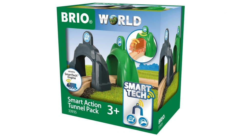 Brio Smart Action Tunnel