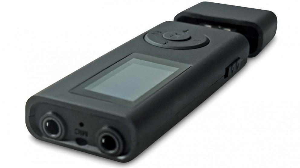 Brooklyn 16GB MP3 Player - Black