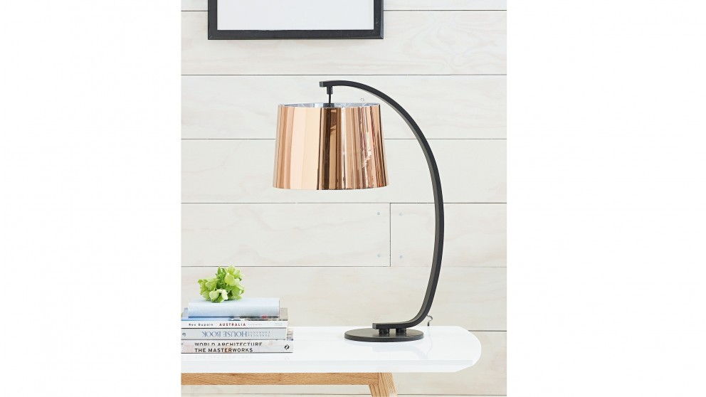 Buy broodie table lamp harvey norman au for Lamp table harvey norman
