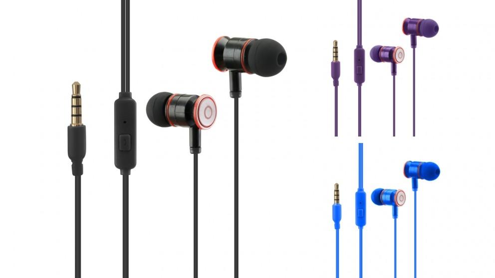 Brooklyn In-Ear Headphones