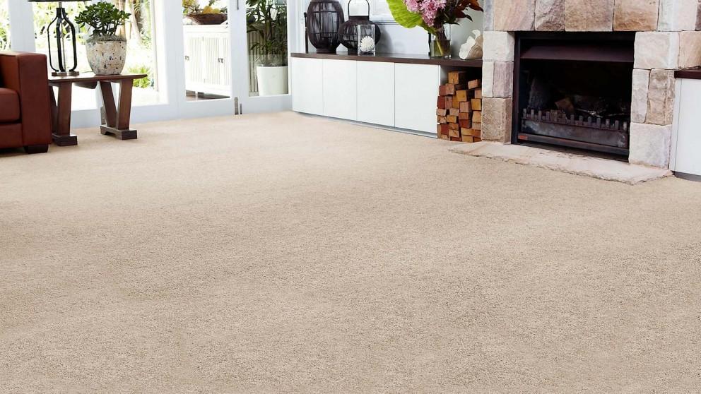 SmartStrand Forever Clean Chic - Brushed Suede Carpet Flooring