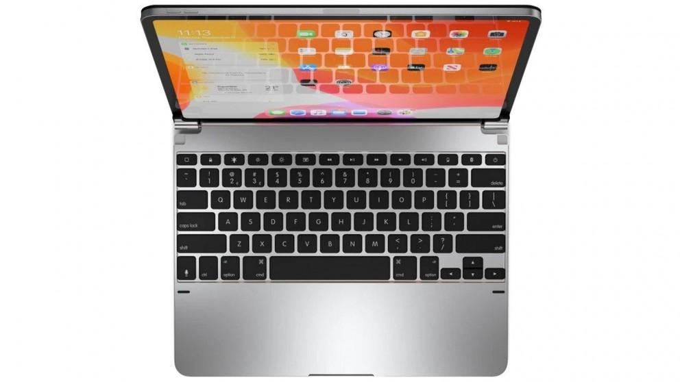 Brydge 12.9 Pro Wireless Bluetooth Keyboard IPad Pro 12.9-inch (4th Gen) - Silver