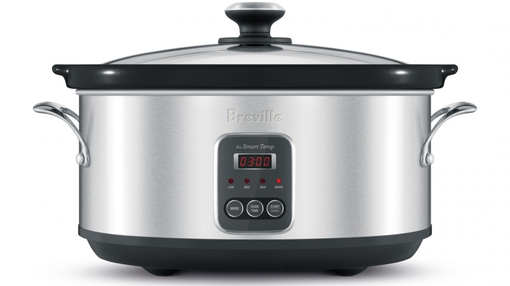 Breville The Smart Temp 6L Programmable Slow Cooker