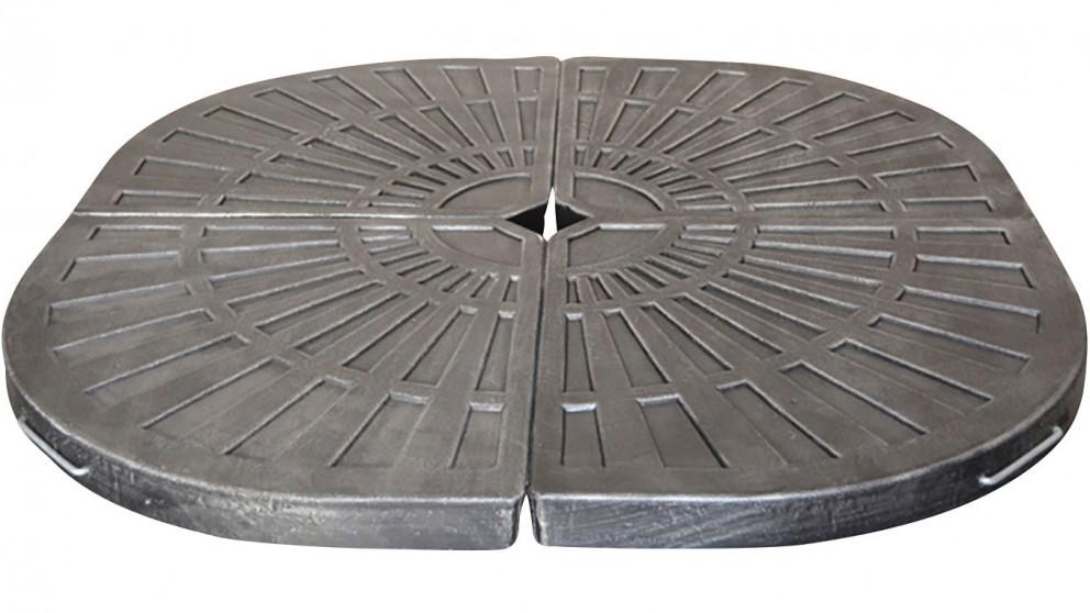 Shelta 16Kg Resinstone Cantilever Base Weight
