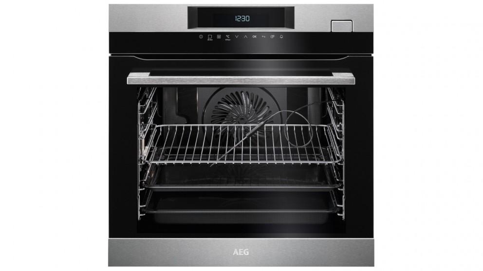 AEG 600mm SteamCrisp Oven
