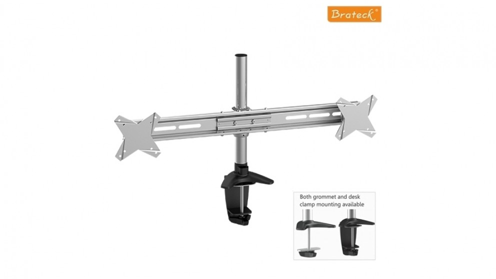 """Brateck Single Monitor Arm Mount for 27"""" TV"""