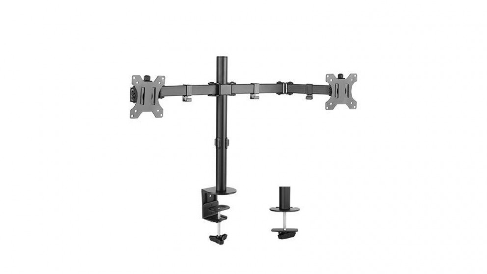 Brateck Econ Double Joint Steel Monitor Arm