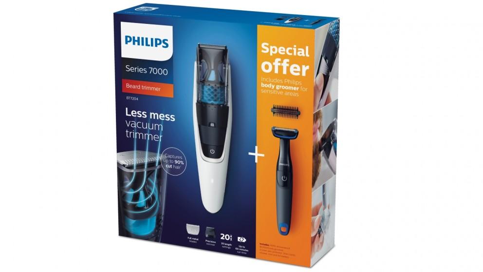 Philips S7000 Vacuum Beard Trimmer
