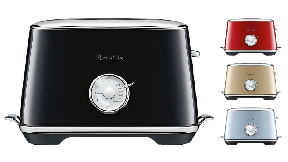 Breville Luxe 2 Slice Toaster