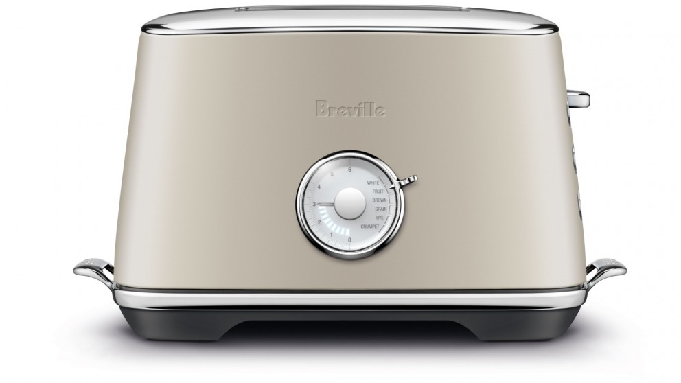 Breville The Toast Select Luxe Toaster - Almond Nougat