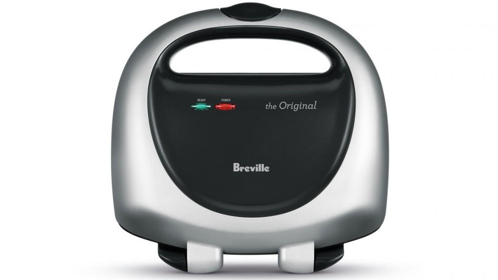 Breville The Original 2-Slice Sandwich Maker – Silver