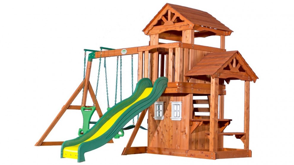 Backyard Discovery Tanglewood Play Centre