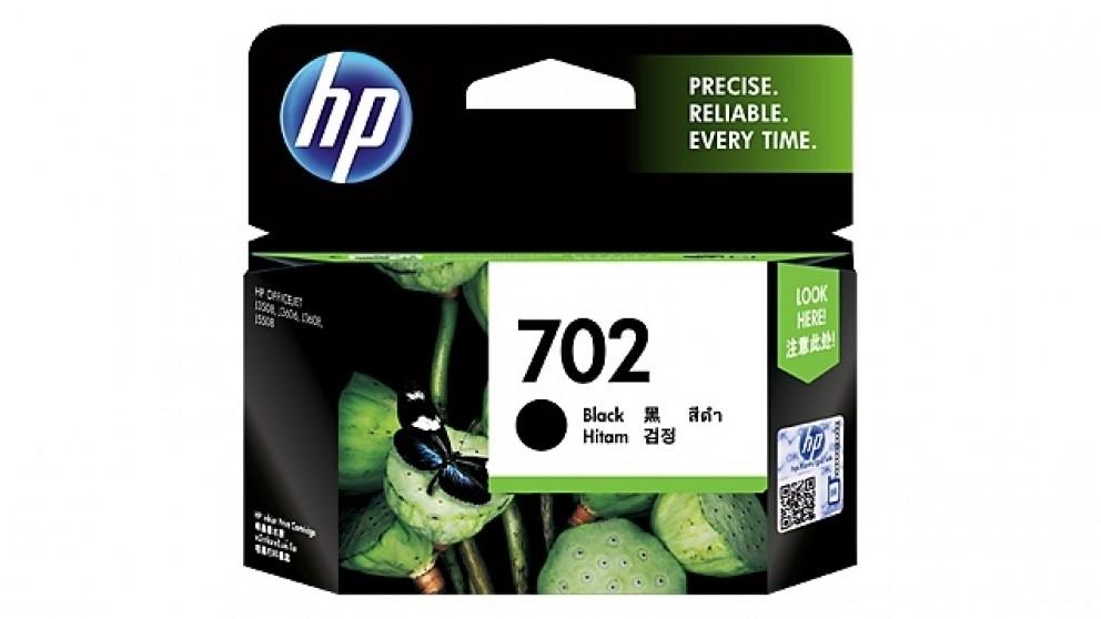 HP 702 Black Ink