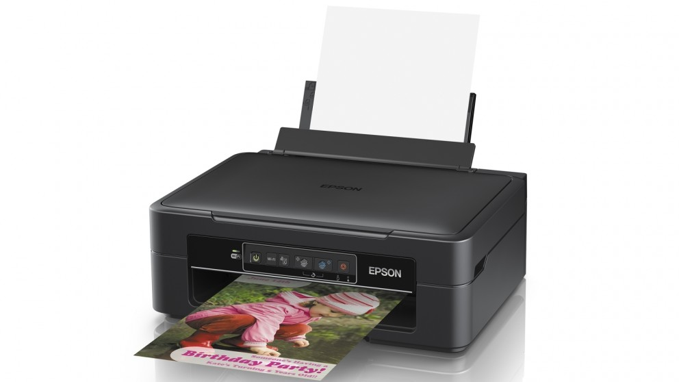 how to change ink in epson xp 200 printer