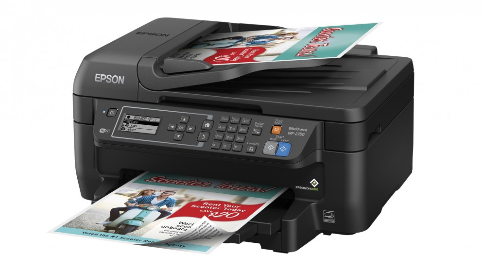 EPSON WF2750 DRIVERS FOR WINDOWS VISTA