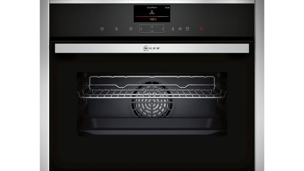 NEFF N 45 Compact Combination Steam Oven