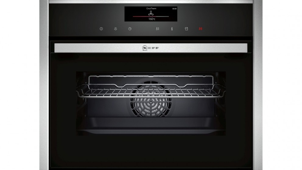 NEFF Compact Built-in Oven with FullSteam