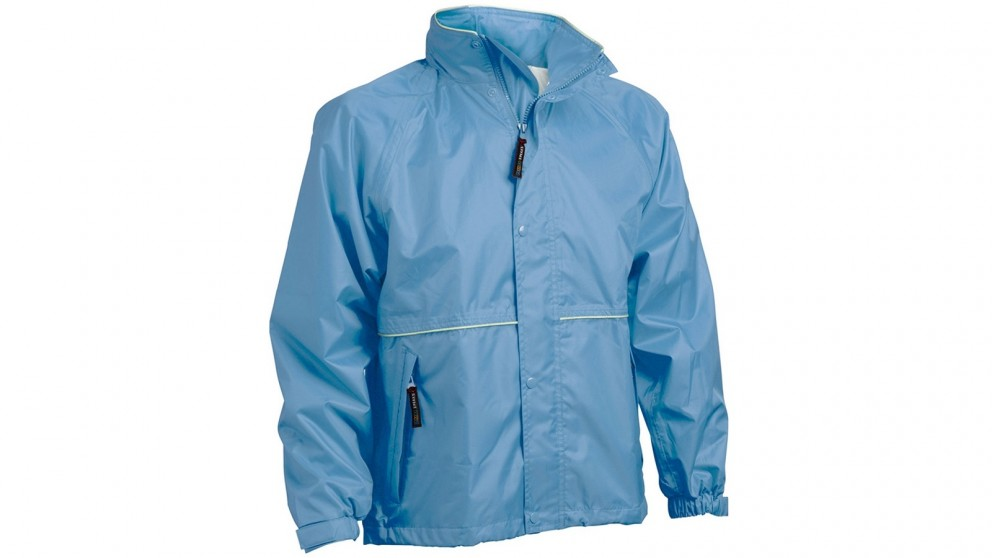 3Peaks Large Rainon Kids Traveller Jacket - Powder Blue