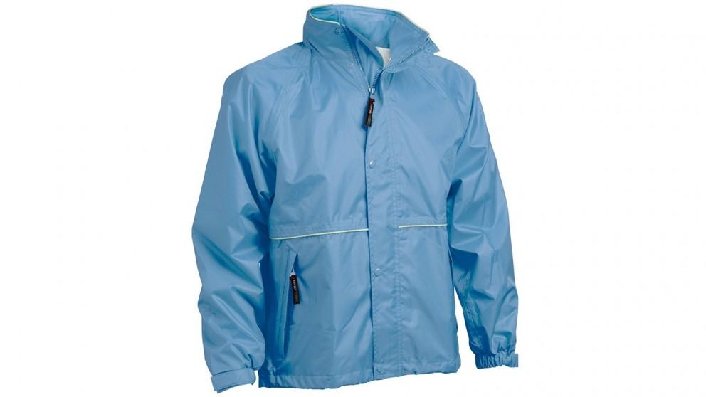 3Peaks Medium Rainon Kids Traveller Jacket - Powder Blue