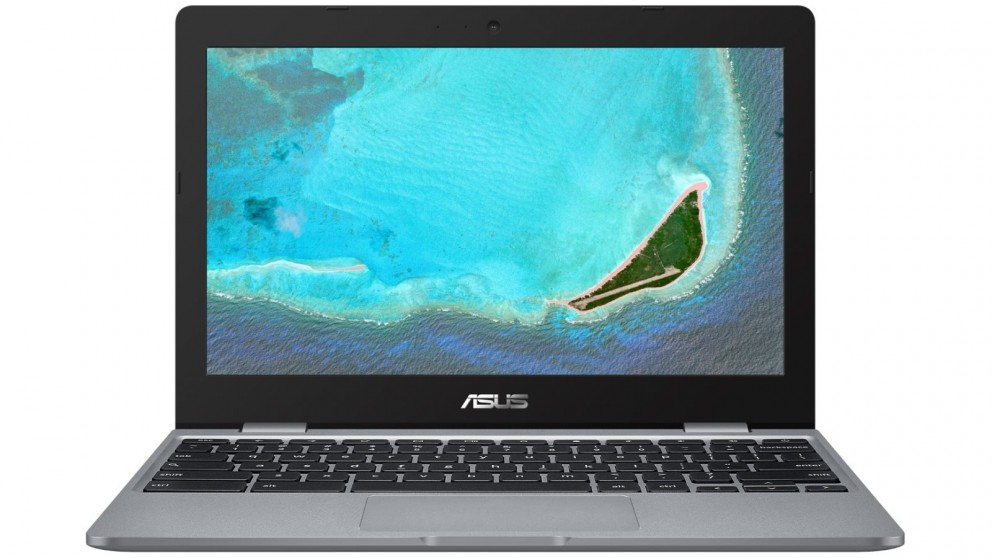 Asus Chromebook 11.6-inch Celeron-N3350/4GB/32GB eMMC Laptop