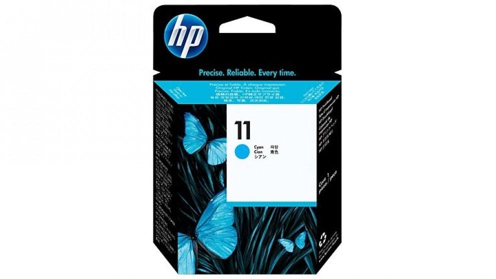 HP 11 Printhead Ink Cartridge - Cyan