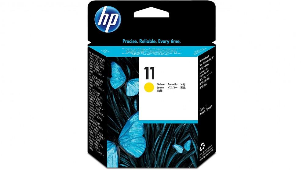 HP 11 Printhead Ink Cartridge - Yellow