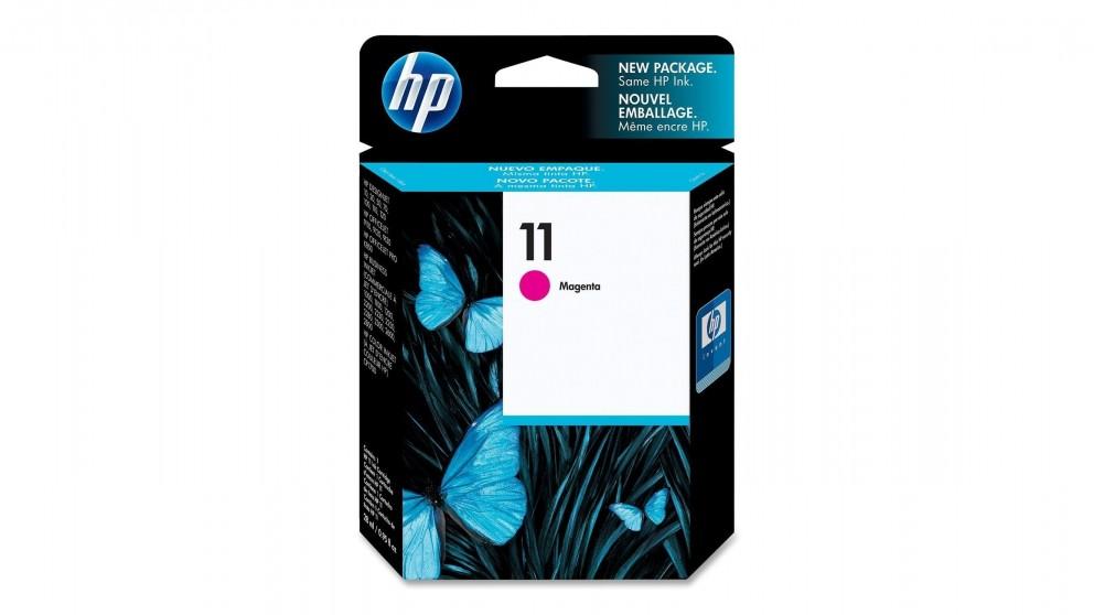 HP 11 Ink Cartridge - Magenta