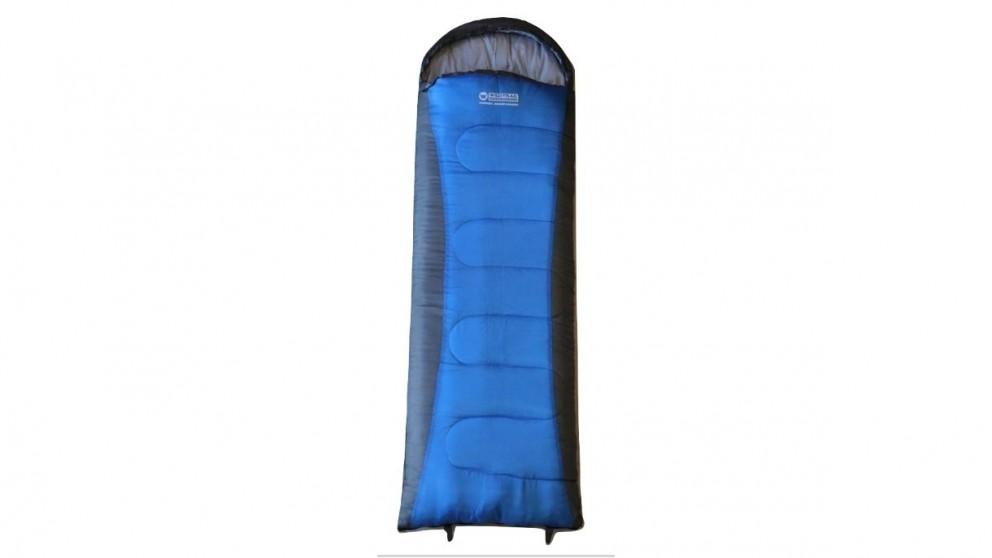 Wildtrak Forrest Hooded Sleeping Bag