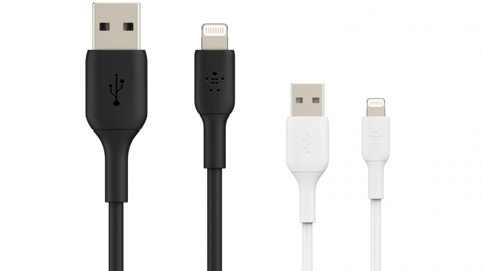 Belkin BoostCharge 1m Lightning to USB-A Cable