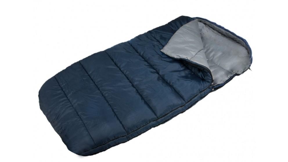 Wallaroo 220x100cm Left Zipper Sleeping Bag